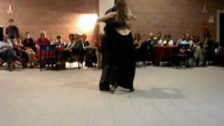 Loredana De Brasi e Tobias Bert