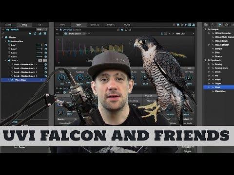 UVI Falcon And Friends - The Kontakt Killer?
