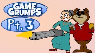 Game Grumps Animated - Sugar Crisp -  PART 3
