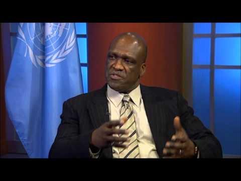 Global Connections Bill Miller Interview Ambassador John W. Ashe