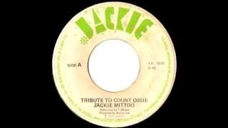 JACKIE MITTOO - Tribute to Count Ossie (1976 Jackie)