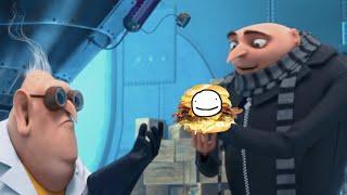 Gru Orders Dream Burger