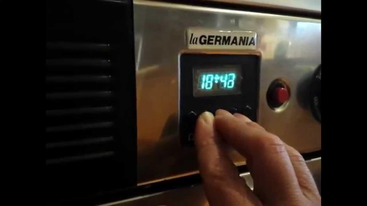 manual la germania oven