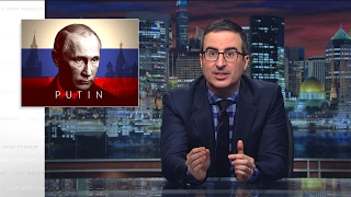 Putin: Last Week Tonight with John Oliver (HBO) | LastWeekTonight