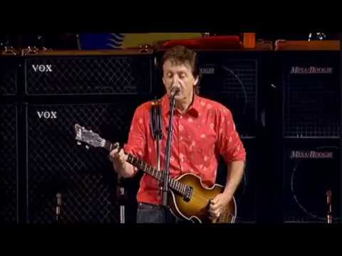 Paul McCartney - Band On The Run (Live at Glastonbury 2004)