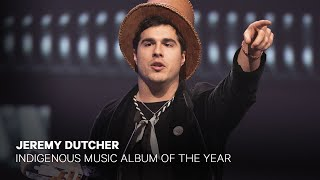 Jeremy Dutcher wins Indigenous Music Album of the Year    Live at the 2019 JUNO Gala Dinner & Awards