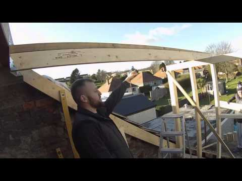 How To Build A Dormer In Less Than 5 Minutes!