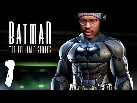 KING OF GOTHAM CITY. | Batman: The Telltale Series #1