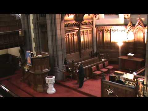 St Columba Gaelic Church Service 8th September 2013
