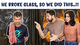 Shattered Glass - Eye opening story | by @Him-eesh Madaan and @GunjanShouts