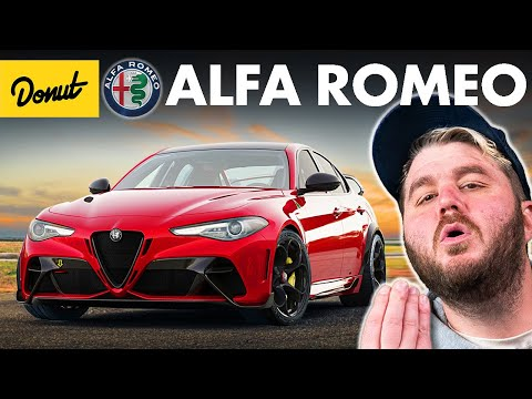 ALFA ROMEO - Everything You Need to Know | Up to Speed