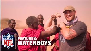 Waterboys: St. Louis Rams Chris Long Brings Safe Drinking Water To Africa | NFL
