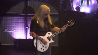 Uriah Heep Live At Koko 2015 Track Look at yourself Jak68
