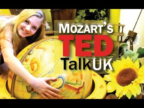 Mozart Dee's TED Talk  on Being a Global Teen!