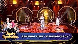 Alhamdulillah (Opick) - Sambung Lirik    Syair Ramadan GTV
