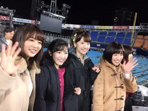 Haruka ke jepang hadiri perpisahan Watanabe mayu (mayuyu) di AKB48