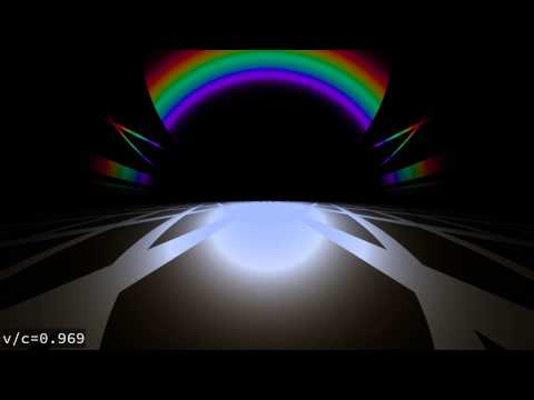 Accelerating toward the speed of light