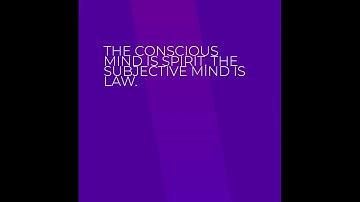 Ernest Holmes ~ Science of Mind 31.4