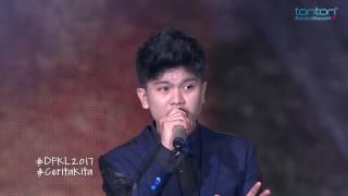 Download lagu DFKL2017 CeritaKita Haqiem Rusli Aiman Tino