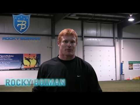 Rocky Boiman Football Academy: An Inside look