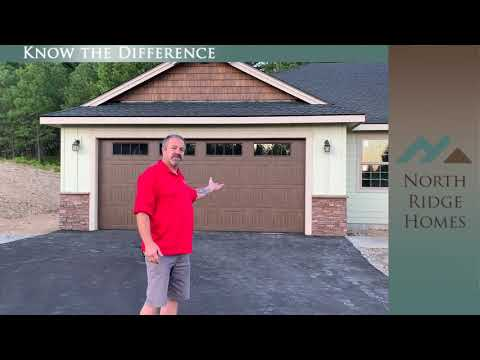 Custom Home Series - Episode 59: Garage Doors