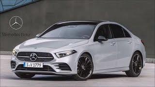💥2019 Mercedes-Benz A-Class sedan - a NEW look at  PREMIUM in A-class