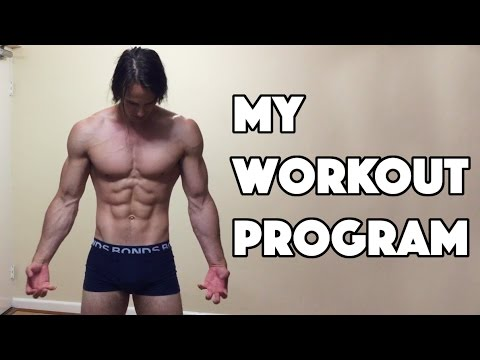 My Workout Program - Shared for you