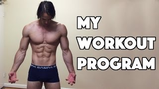 My Workout Program