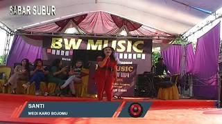 Gambar cover Wedi Karo Bojomu - Vocal Santi