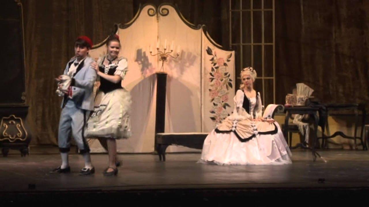 Опера свадьба фигаро моцарта