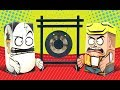 Box Sumo: Ep. 22 - Egg vs. Construction Worker