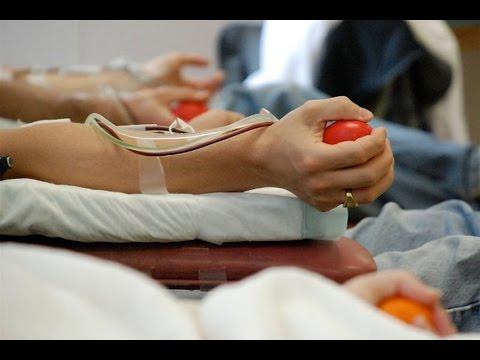 Нужна ли донорам диета по группе крови