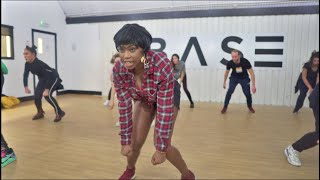 Afrodance class (Official Dance Routine Video) By @fumzgop #AfrovibezChallenge