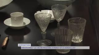 """Exposition : découvrez """"La vie retrouvée à Marly et Versailles"""""""