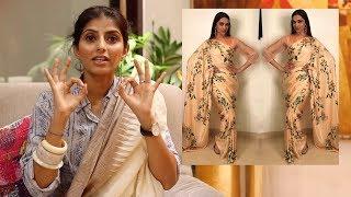 ह द Top 10 Bollywood Saree Looks Saree Styling Tips