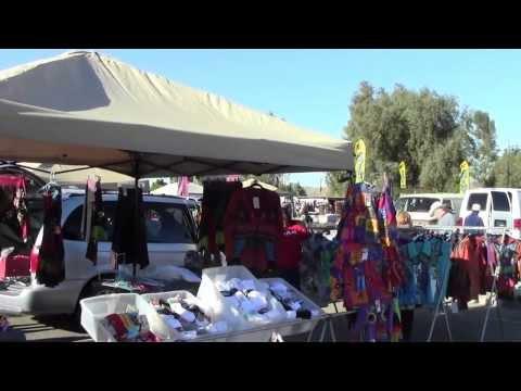 La Paz County Flea Market Parker Arizona