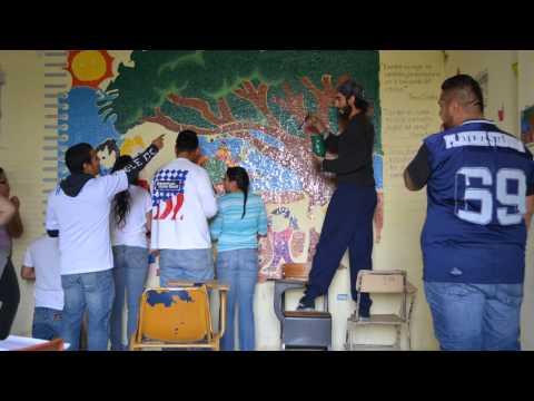 Video for Concepto de periodico mural