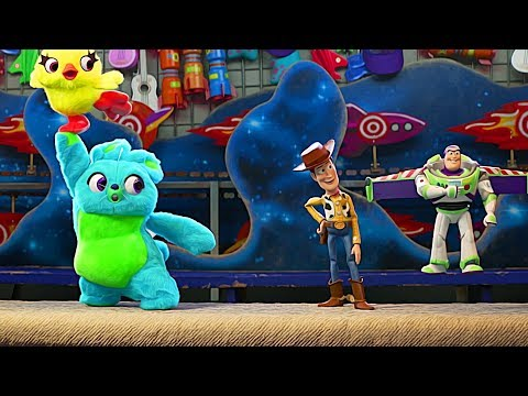 Toy Story 4 - Teaser Trailer Italiano Ufficiale 2
