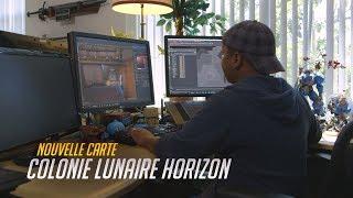 Aperçu de la nouvelle carte : Colonie lunaire Horizon (VOST)