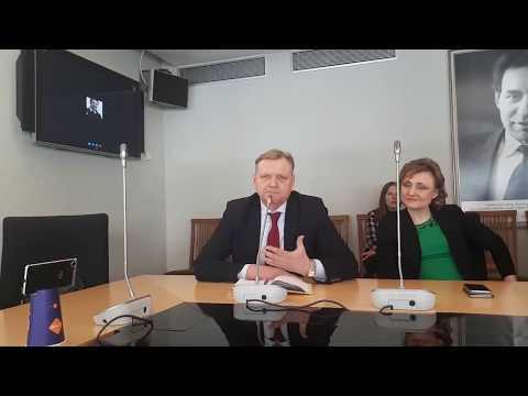 Gintautas Kniukšta, medienos pramonininkų susitikimas Seime -