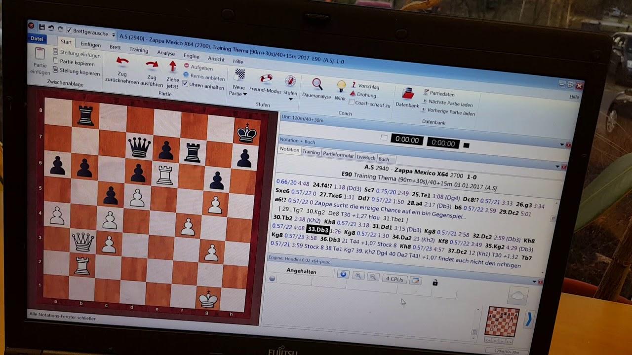Schach Gegen Computer Gewinnen