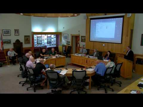 Brant County Council Meeting August 23rd 2016