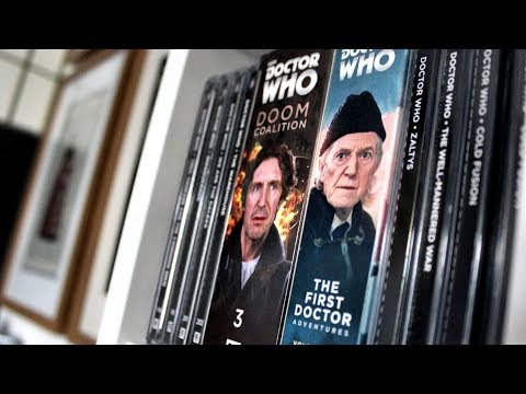 Doctor Who CD/Big Finish Collection 2018