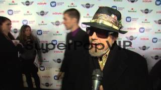 INTERVIEW - Dr John on the event  at Warner Music Group G...