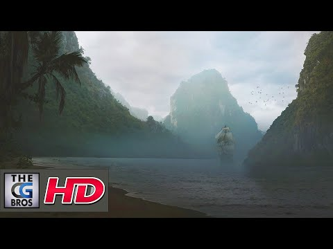 "CGI VFX Showreel : ""Matte Painting Demoreel 2016"" - by Amine Amahadar"