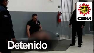 Video revela muerte de detenido en estación de policía