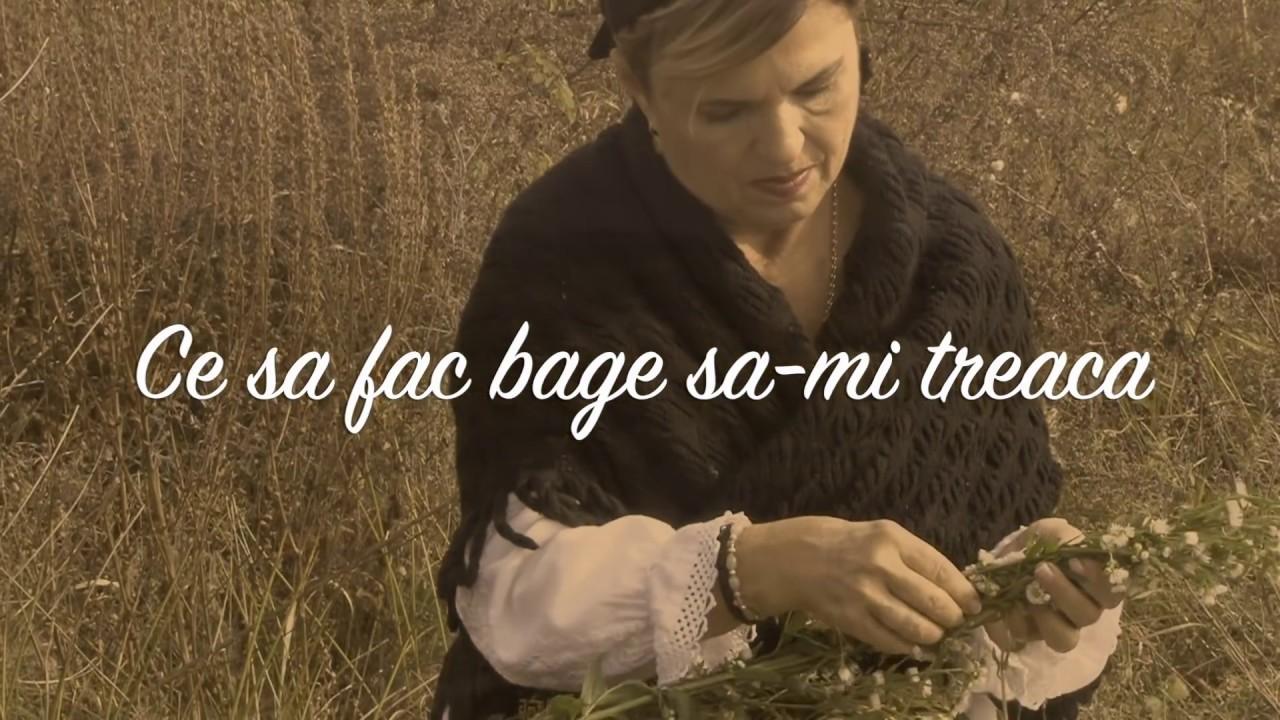 NOU- Ce sa fac bage sa-mi treaca- DOINA 2018 - videoclip Nicoleta Voica-Bagiu