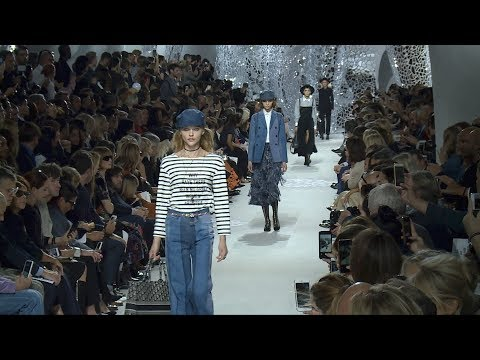 CHRISTIAN DIOR - Ready to wear show Spring/Summer 2018 in Paris