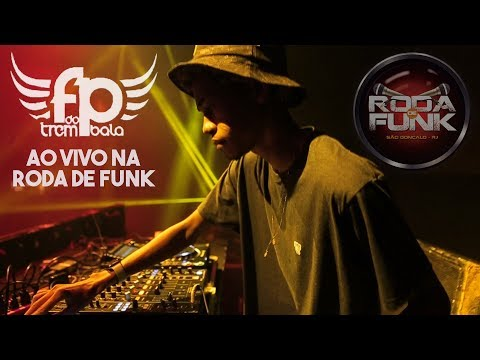 Podcast - DJ FP do Trem Bala (Ao vivo no DVD 5 anos de Roda de Funk) 18 anos