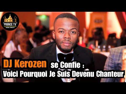 DJ Kerozen Explique Pourquoi Il Est Devenu Chanteur | PRIINCE TV